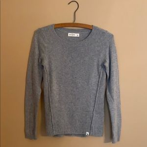Abercrombie Kids Grey Sweater - Kids L